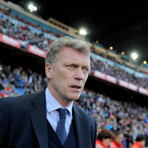 Moyes only thinking of Sociedad