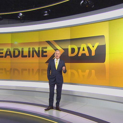 Watch Deadline Day