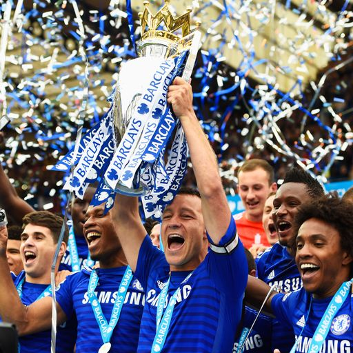 Terry the Premier League legend