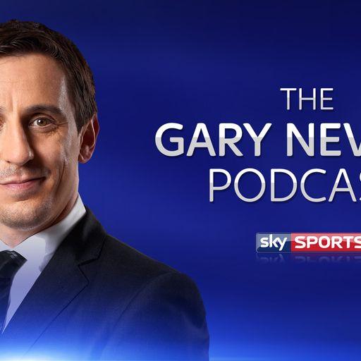 Gary Neville Podcast home
