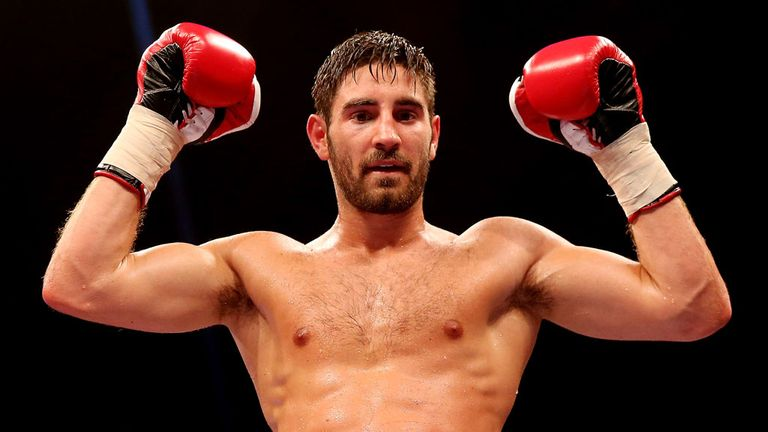 Frank Buglioni backed to lift world crown by trainer Steve Collins