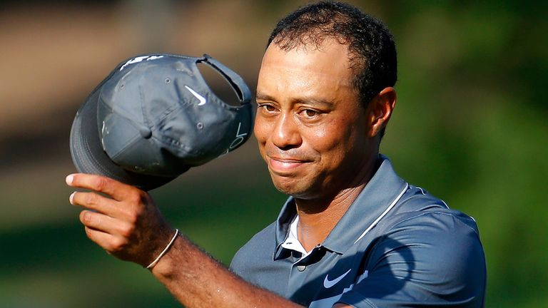 Tiger Woods is still four major championships short of the the record 18 set by Jack Nicklaus