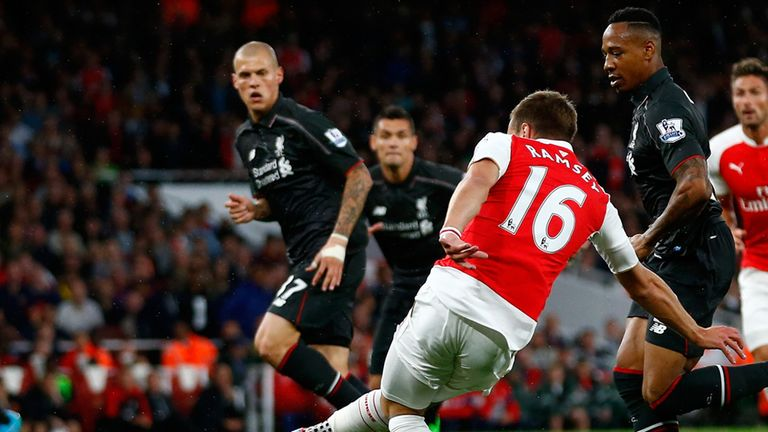 Ramsey has called for video replays to be introduced