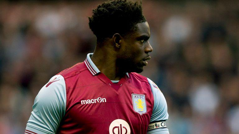 Micah Richards of Aston Villa