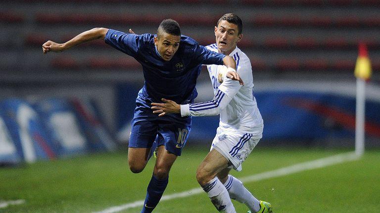 Bastia have signed French forward Axel Ngando