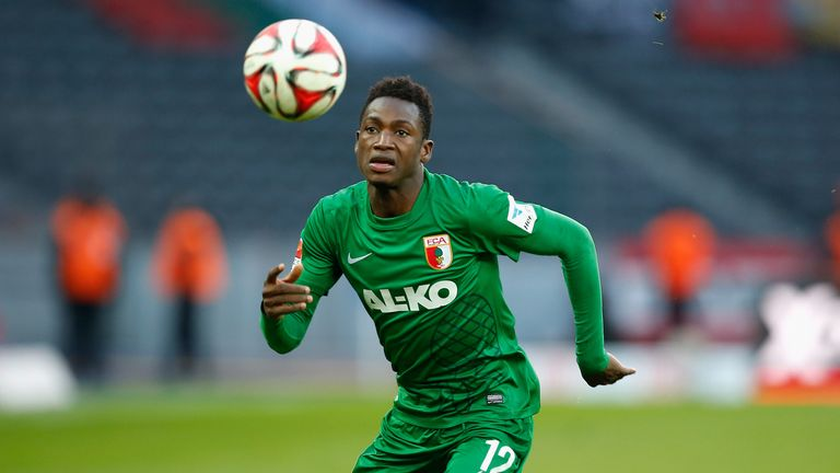 Baba Rahman could be involved for Chelsea against Everton