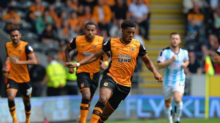 Chuba Akpom: Wants to impress at Hull this season