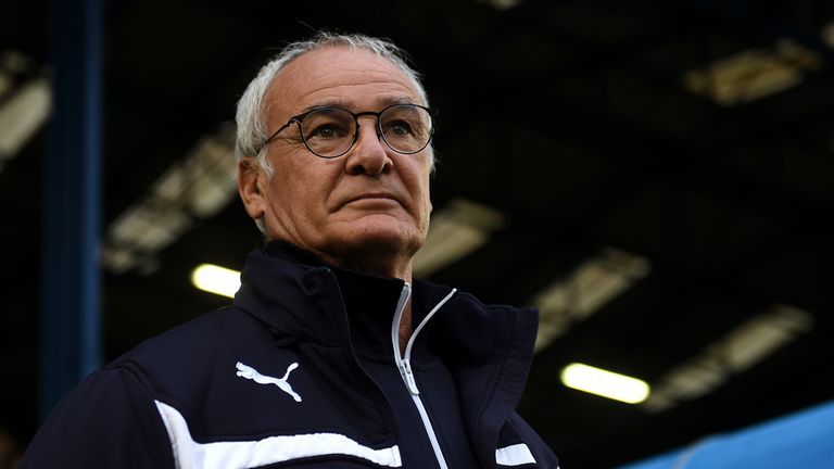 Claudio Ranieri has offered to buy his players pizza if they keep a clean sheet