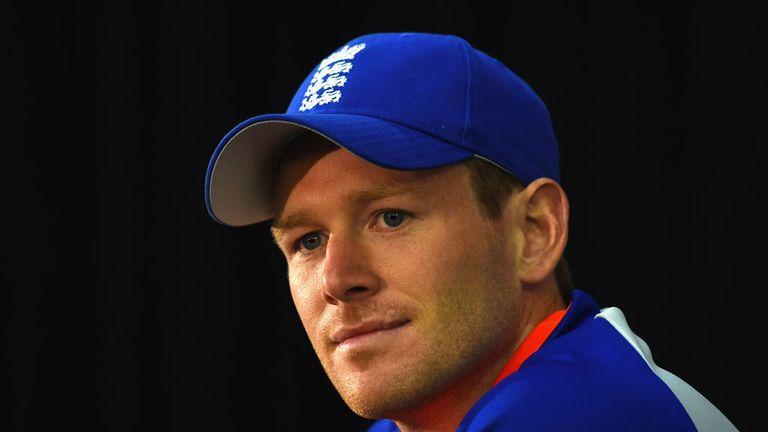 Eoin Morgan has scored 277 runs in the series so far at almost 70