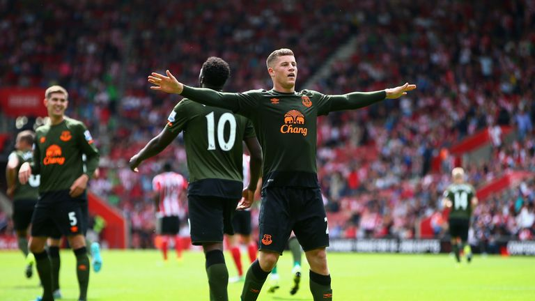 Ross Barkley rounded off the win with a fine finish in the 84th minute