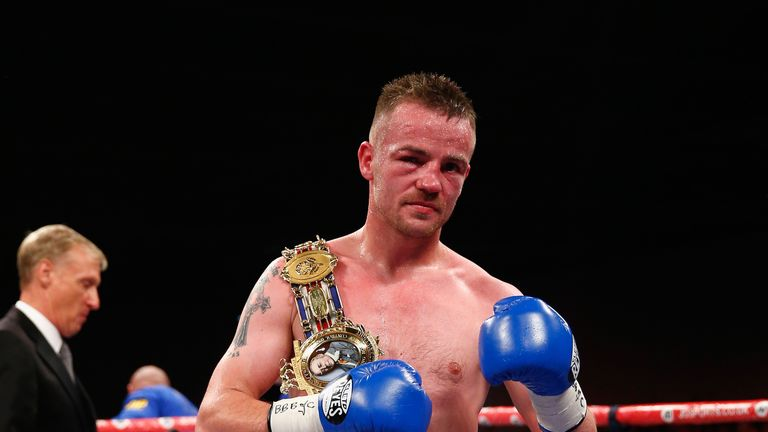 Frankie Gavin believes he has too much class for Sam Eggington