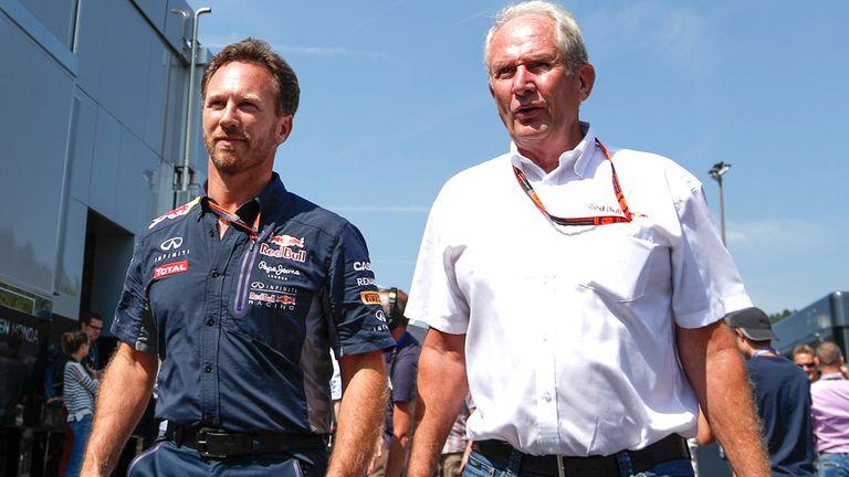 Christian Horner has dismissed speculation of a VW takeover