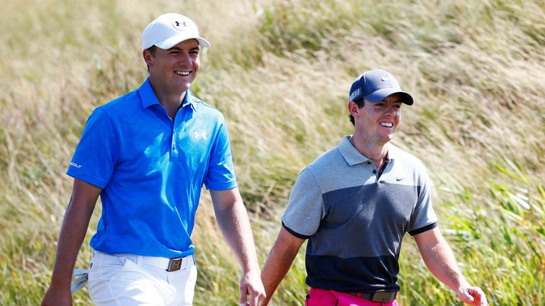Spieth, McIlroy and Jason Day have all been world No 1 over the last six weeks