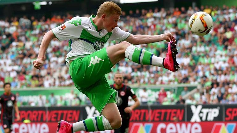 Kevin De Bruyne could be the subject of another bid from Manchester City soon