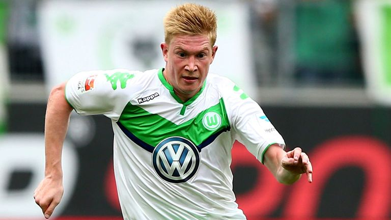 Kevin De Bruyne may be heading to Manchester City for a fee in excess of £50m