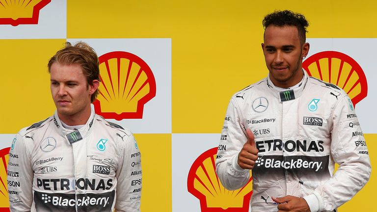 Lewis Hamilton continues to move clear of Nico Rosberg in the championship fight