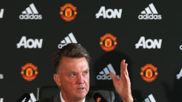 Louis van Gaal has not picked De Gea this season due to the transfer saga