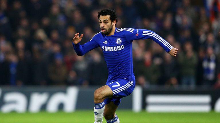 Mohamed Salah has joined Roma on loan from Chelsea.