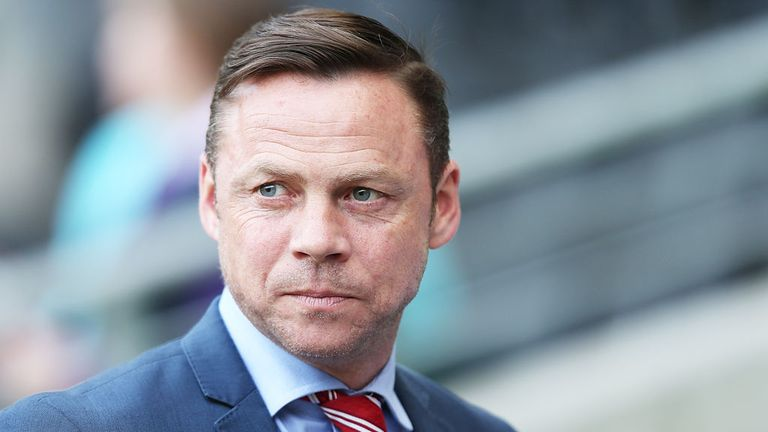 Paul Dickov: Doncaster manager