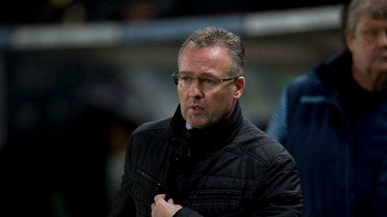 Paul Lambert is ready to get back into management