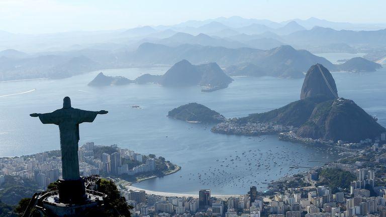 Rio de Janeiro is preparing to host the 2016 Olympics