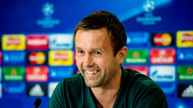 Celtic manager Ronny Deila says he trusts his side ahead of their Champions League qualifiers against Malmo