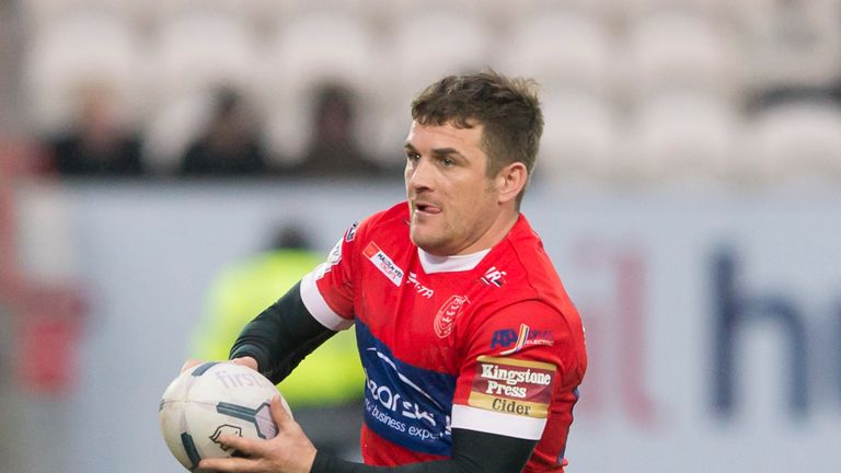Ben Cockayne returns to Hull KR's 19-man squad for the visit of Bradford