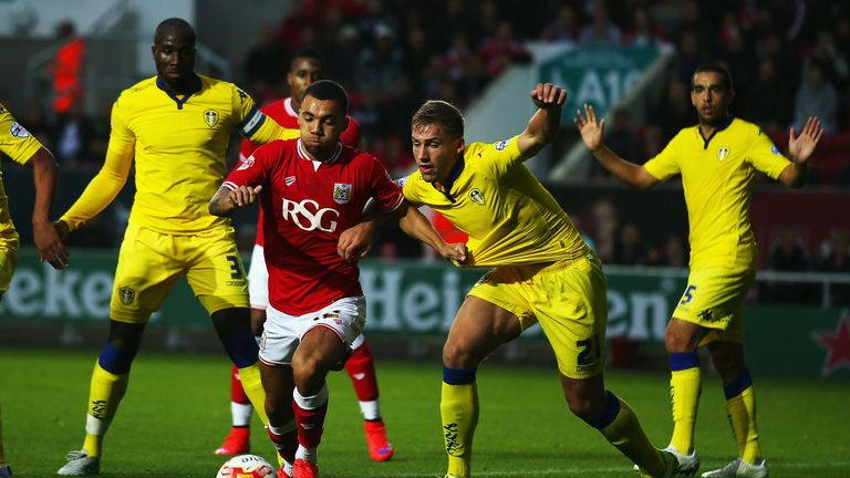 Ryan Fredericks heading to London after 26 days with Bristol City