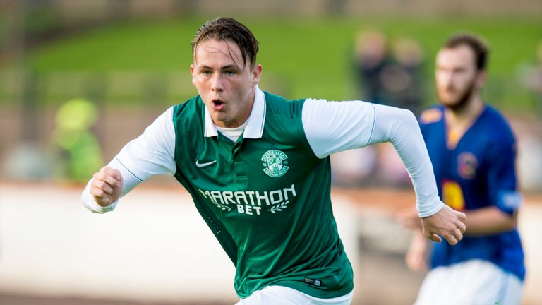 Rangers have had three bids for Scott Allan rejected by Hibs but Celtic's first offer was accepted