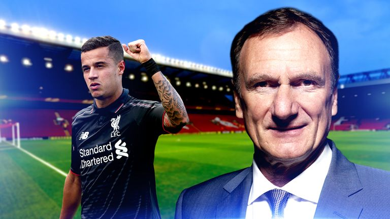 Philippe Coutinho is ready to step into a key Liverpool role, according to Phil Thompson