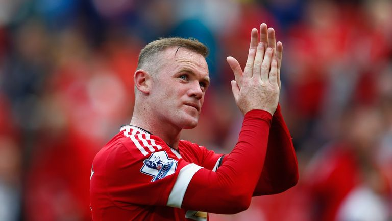 Current Manchester United skipper Wayne Rooney 'has got a bit of everything', says Ryan Giggs