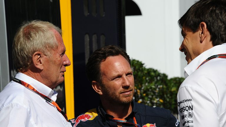 Could Christian Horner and Toto Wolff be about to become partners?