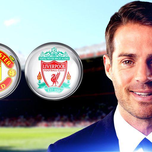 Man Utd v Liverpool: Redknapp's verdict