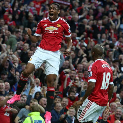 United's rivalry run