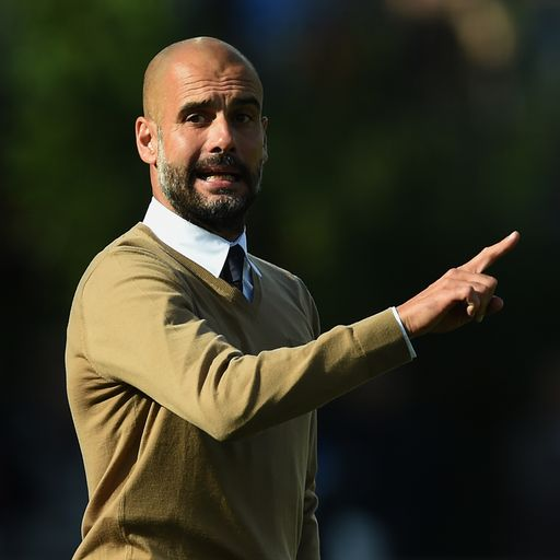 'Arsenal should aim for Pep'