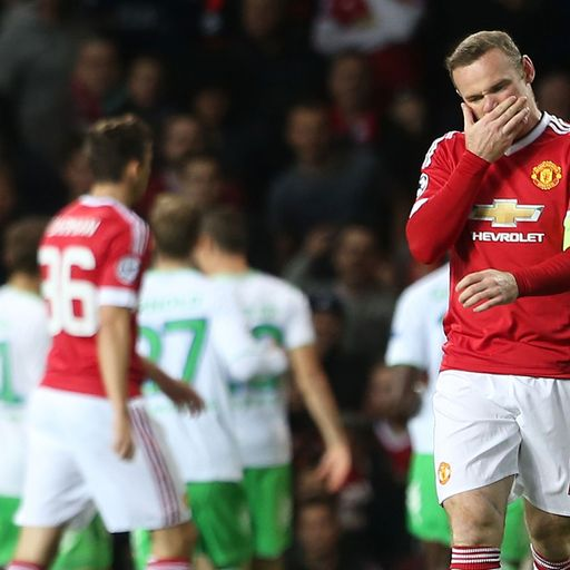 Rooney's struggles