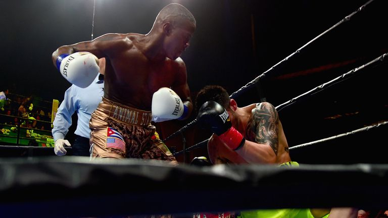 Peter Quillin is undefeated and out to show he's the best