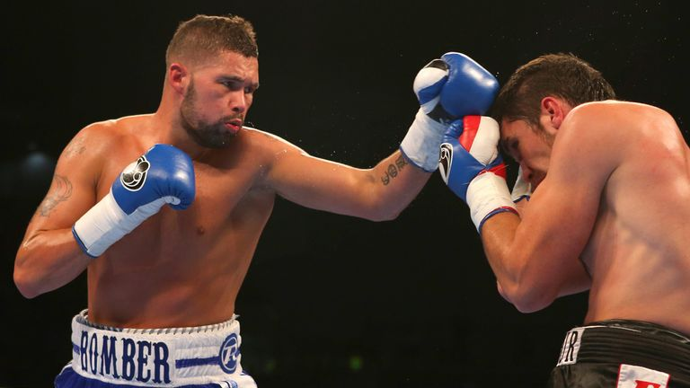 Bellew wore down Kulikauskis and stopped the Latvian in the fifth