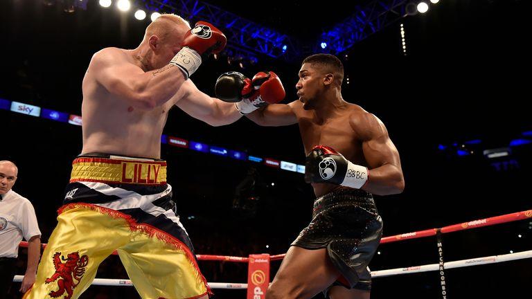 Joshua: Anthony Joshua's defeated victims tell Sky Sports
