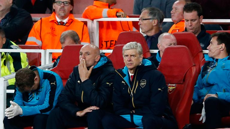Charlie Nicholas felt Arsene Wenger got his Arsenal selection for the Olympiakos game completely wrong