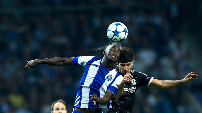 Danilo Pereira could be on his way to the Premier League