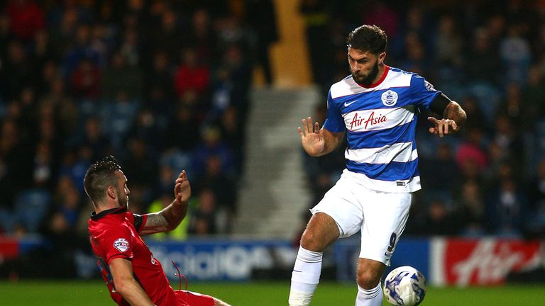 Charlie Austin misses out for QPR