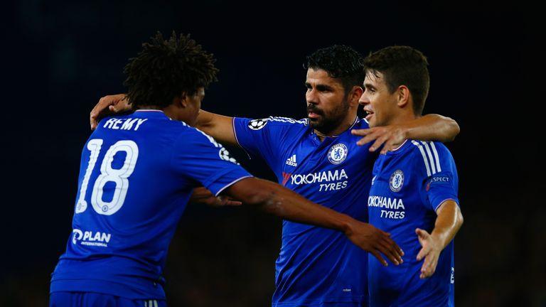 Chelsea beat Maccabi Tel Aviv 4-0 on Matchday One