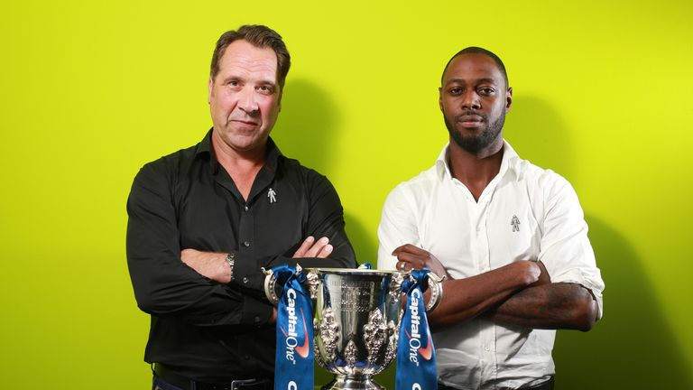 david-seaman-ledley-king-tottenham-arsen