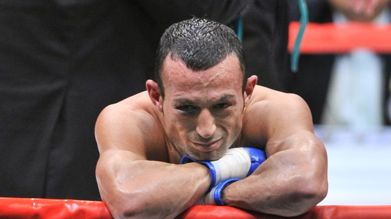 Devis Boschiero was unfortunate not to become a world title in Japan