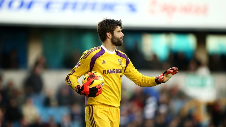 Middlesbrough goalkeeper Dimitrios Konstantopoulos can keep another clean sheet, says Ollie