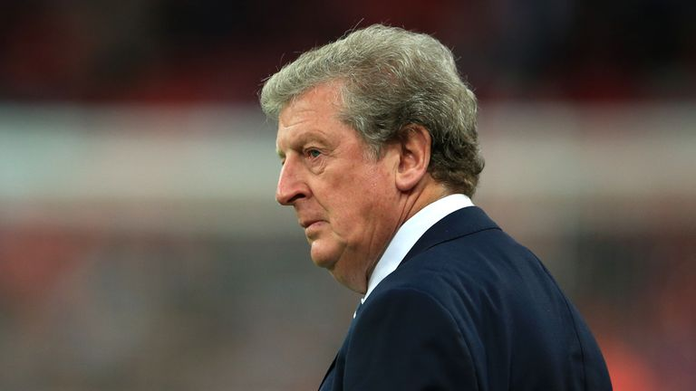 Hodgson has been delighted by the way his side have approached their Euro 2016 qualifying campaign