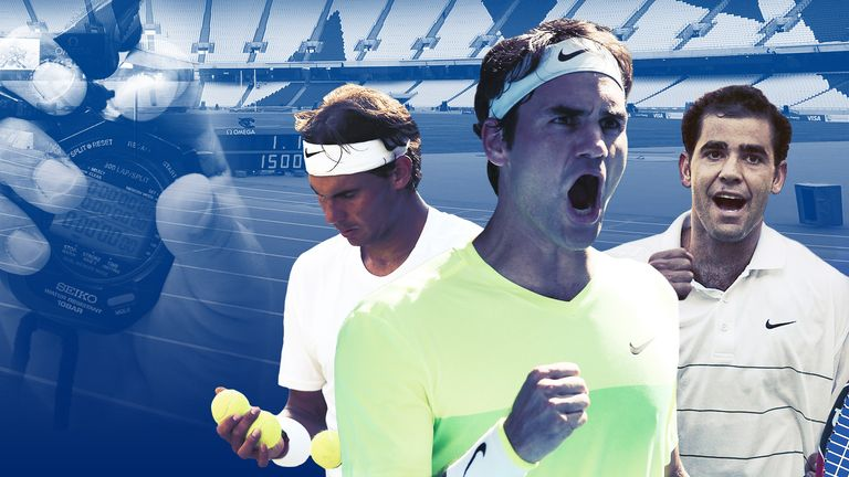 Who is the fastest US Open winner?
