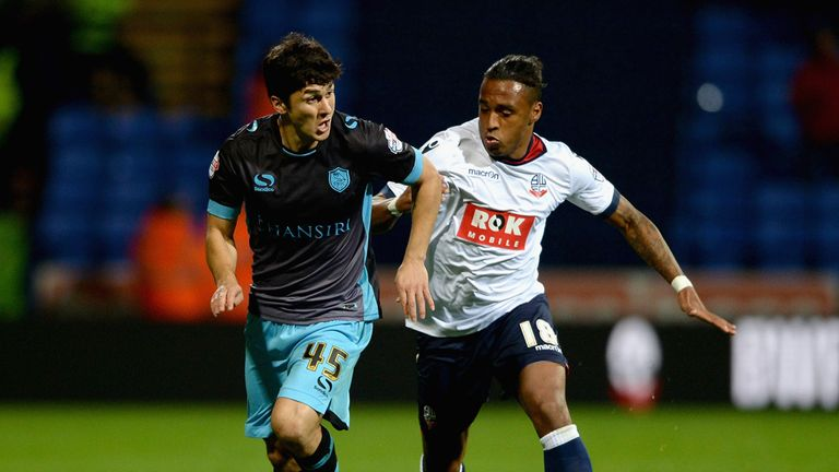 Forestieri is the PFA Fan's Player of the Month in the Sky Bet Championship