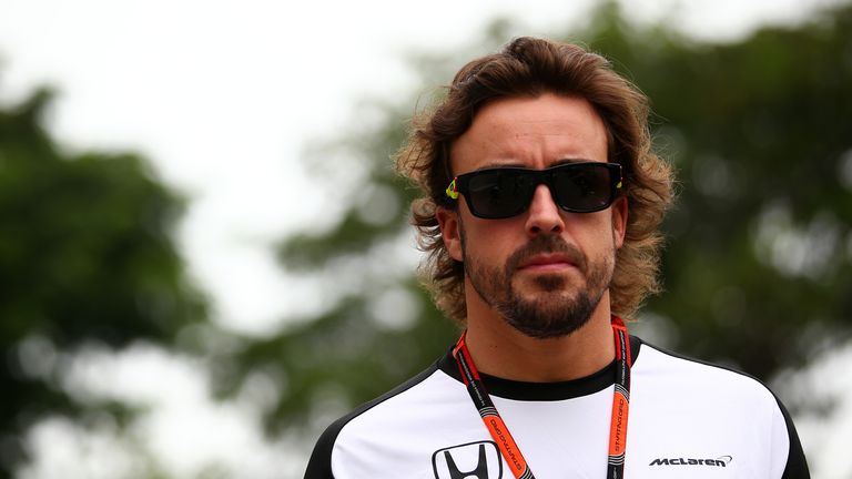 Fernando Alonso insists 2015 hasn't been a waste of time amid McLaren's struggles